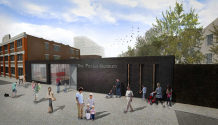The Postal Museum in London is now under construction