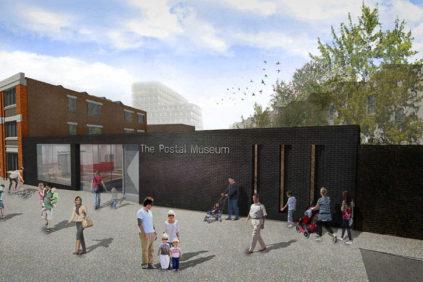 Londra | E' in costruzione il nuovo Museo delle Poste