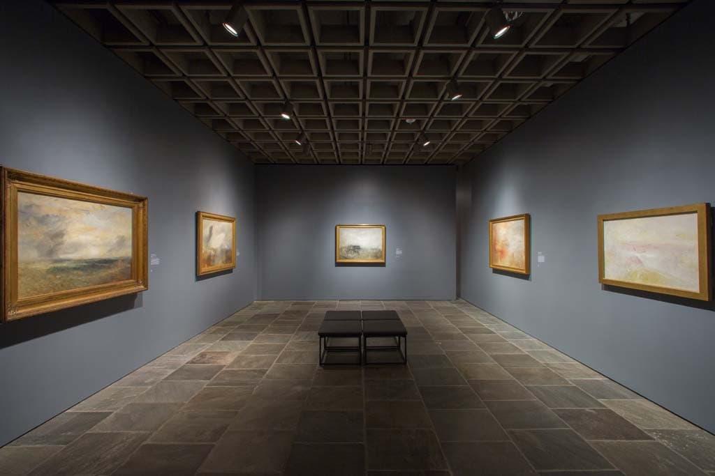 Met Breuer interior view exhibition Unfinished 01