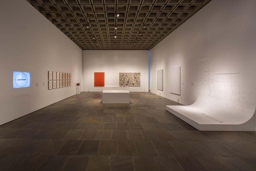 Met Breuer interior view exhibition Unfinished 06
