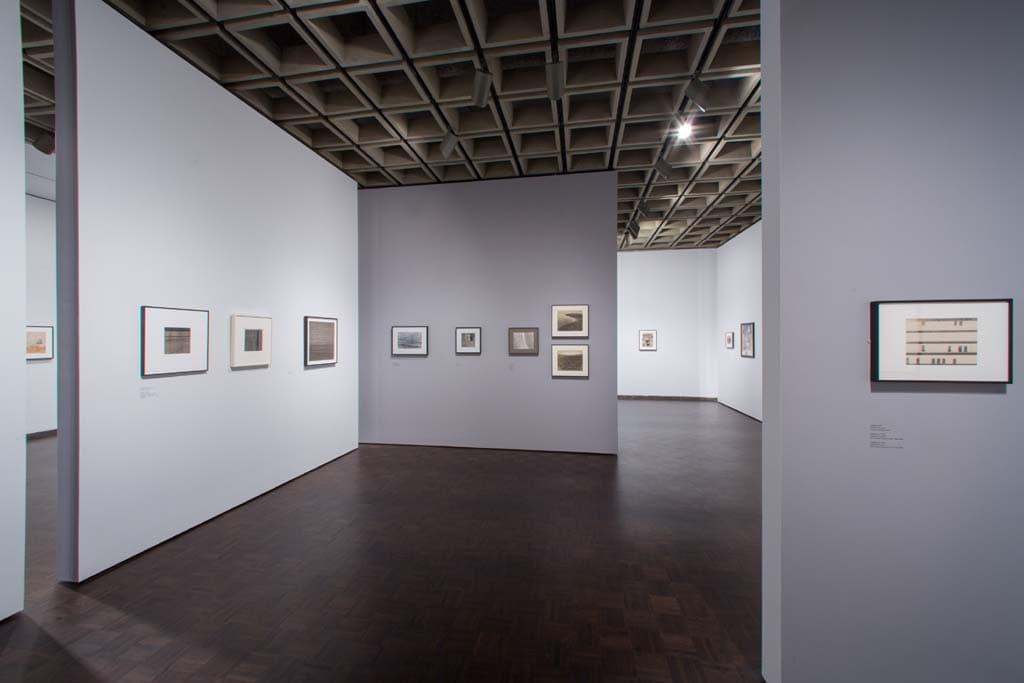 Met Breuer opening Nasreen Mohamedi exhibition 02