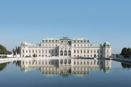 Museums in Vienna Belvedere