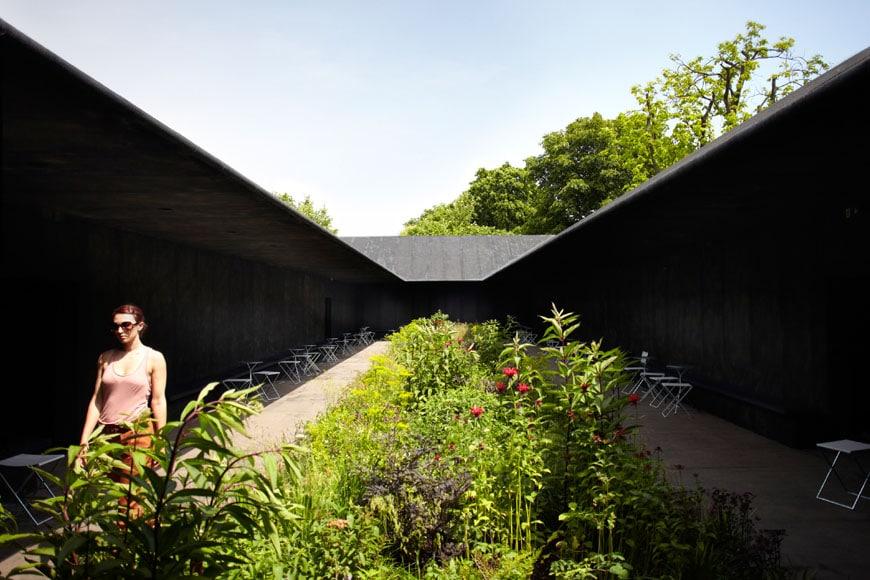 Serpentine Galleries Summer Pavilion Peter Zumthor