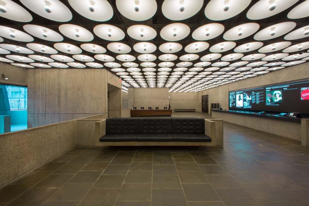 The Met Breuer New York lobby 01