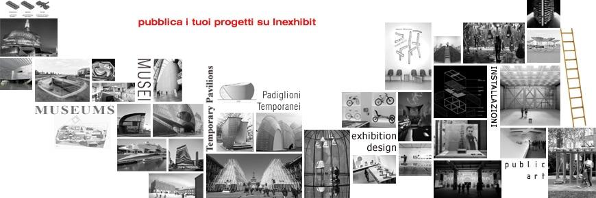 pubblica il tuo progetto su Inexhibit