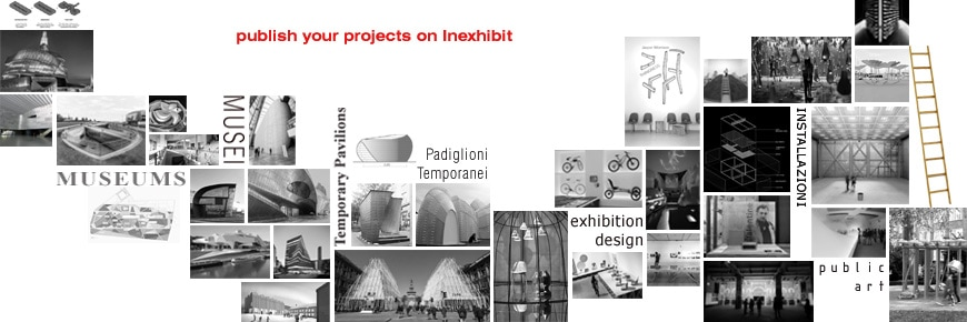publish your projects on inexhibit