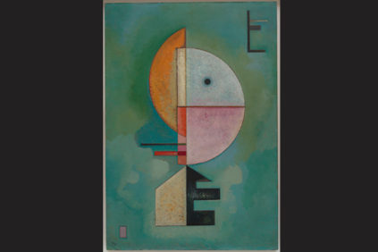 Palazzo Strozzi in Florence |  From Kandinsky to Pollock