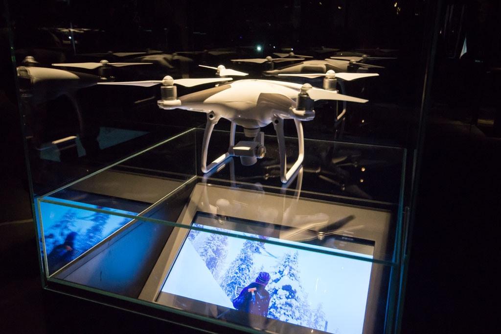 Drone Neo Prehistory exhibition Branzi Hara 21st Triennale Milan 10