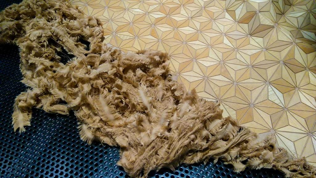 Elisa Strozyk wooden textiles Sempering exhibition MUDEC Milan 01 Inexhibit