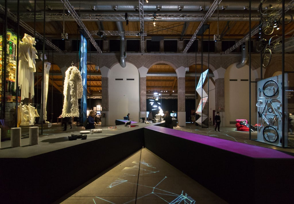 Fabbrica Vapore Milano New Craft XXI Triennale Inexhibit 06