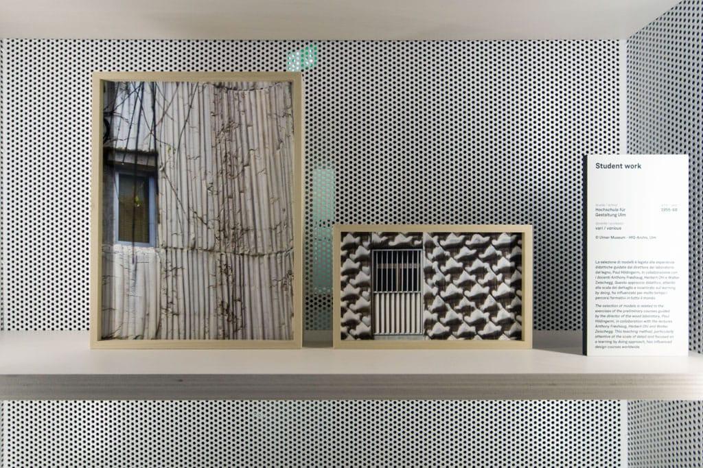 Hochschule Gestaltung Ulm Student work Sempering exhibition MUDEC Milan 01 Inexhibit