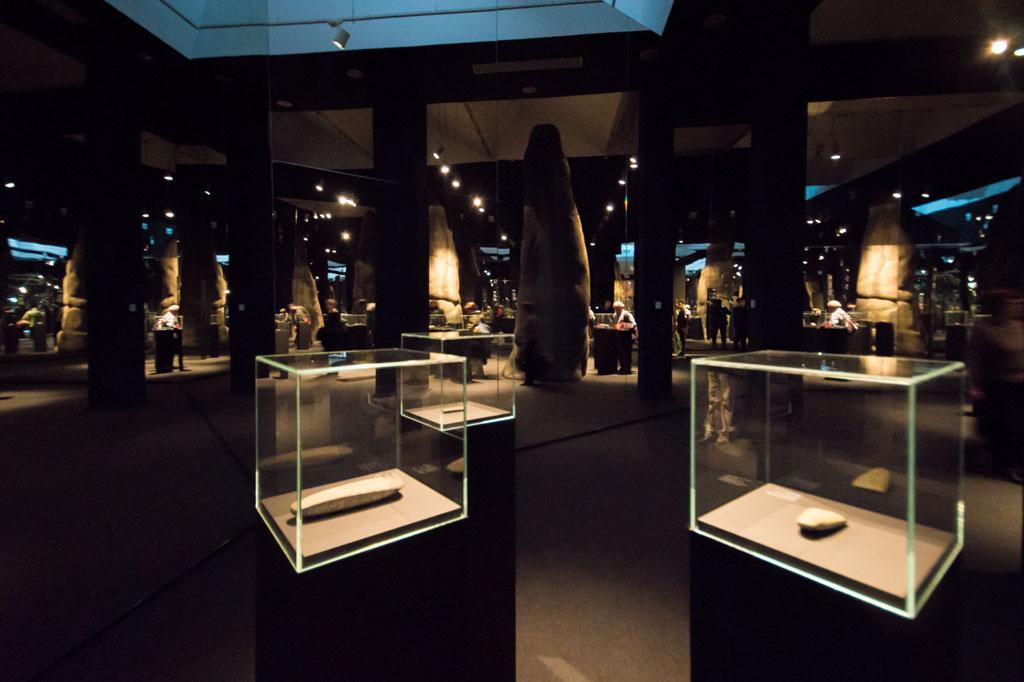 Installation view Neo Prehistory exhibition Branzi Hara 21st Triennale Milan 02