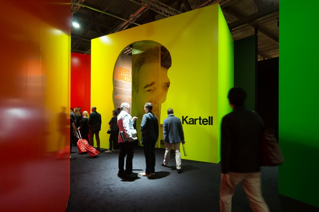 Kartell pavilion Milan Furniture Fair Salone del Mobile 2016 03 Inexhibit