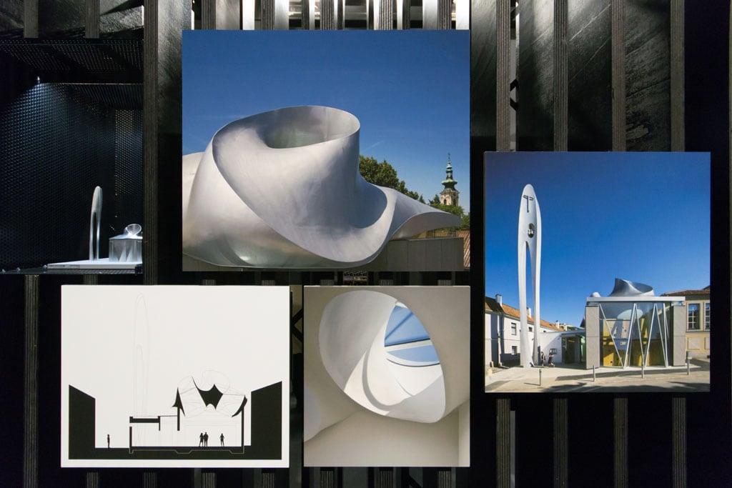 Martin Luther Church Coop Himmelb(l)au Sempering exhibition MUDEC Milan 01 Inexhibit
