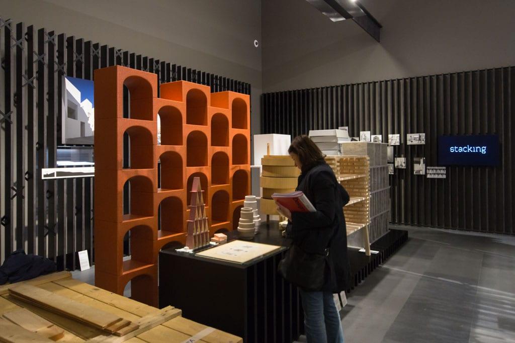 Sempering design architecture exhibition MUDEC Milan stacking 01 Inexhibit