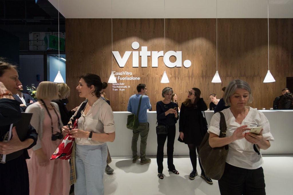 Vitra pavilion Milan Furniture Fair Salone del Mobile 2016 01 Inexhibit