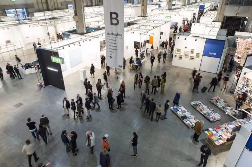 Milano arte moderna e contemporanea al miart 8 10 aprile for Fiera milano aprile