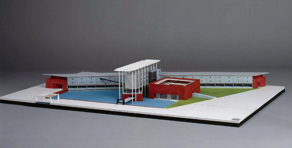 Het-Nieuwe-Instituut-Rotterdam-complex model