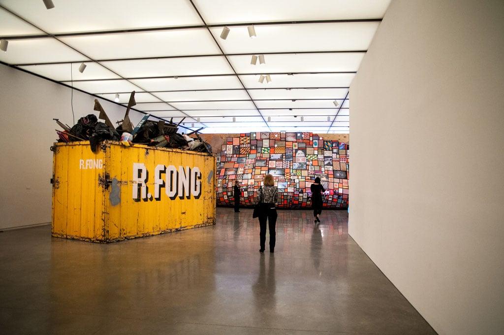 ICA Institute Contemporary Arts Boston gallery 2