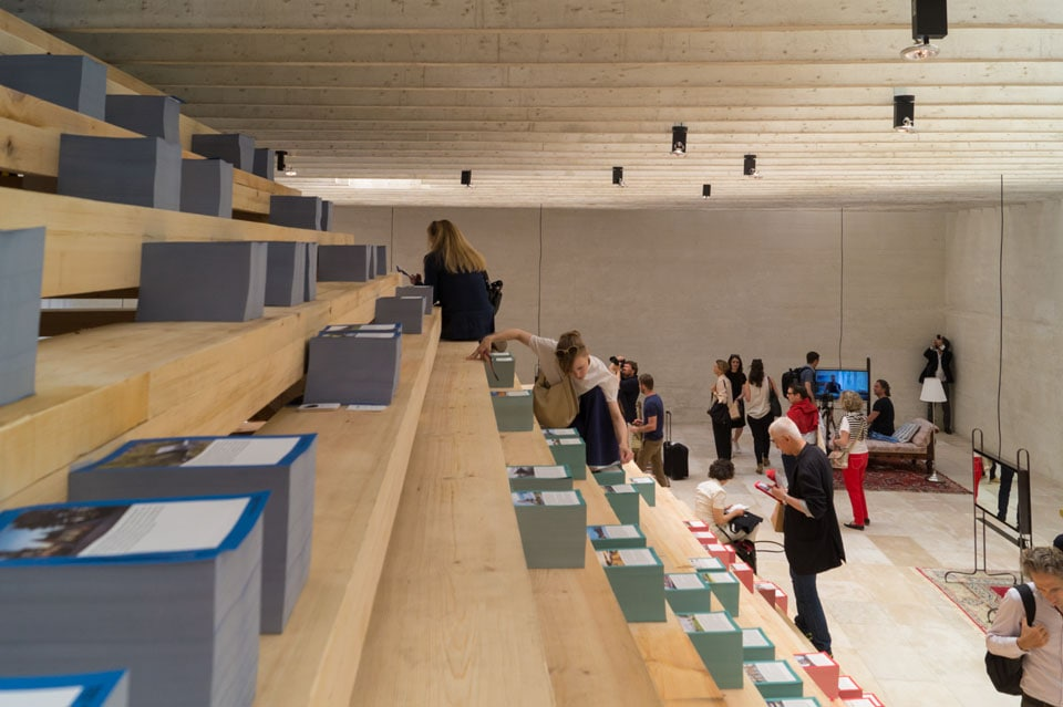 Nordic Countries exhibition 15th Venice Architecture Biennale Inexhibit 07