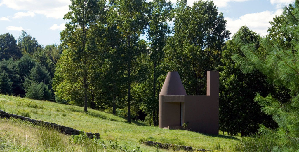 Studio Philip Johnson New Canaan Connecticut