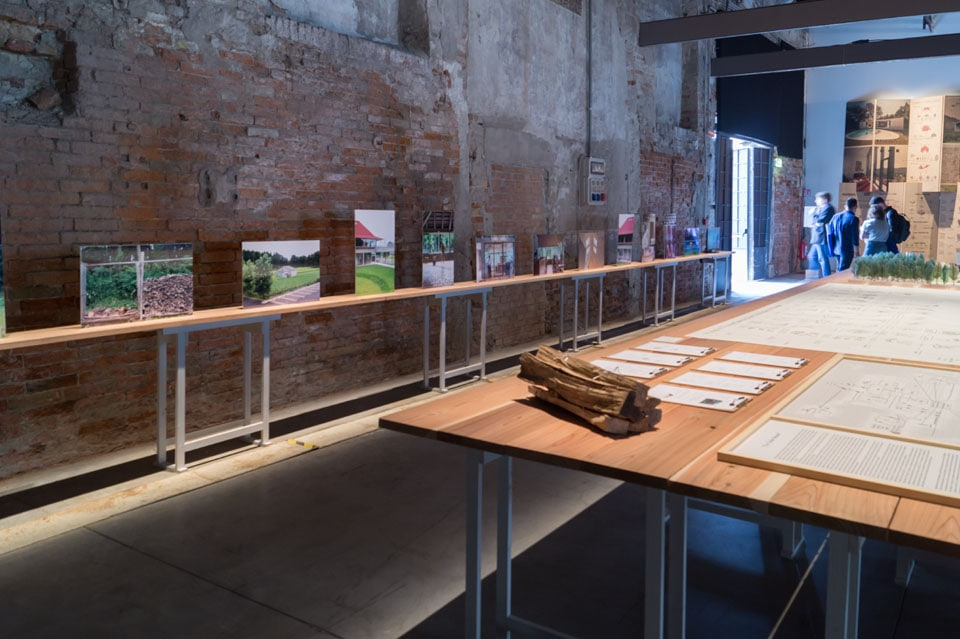 Atelier Bow Wow Timber Network Biennale Venice Inexhibit 02