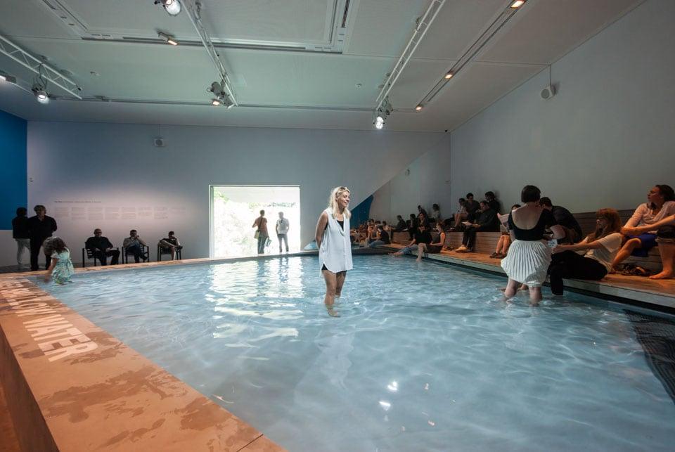 The pool l 39 australia alla 15 biennale di architettura for Biennale venezia 2016