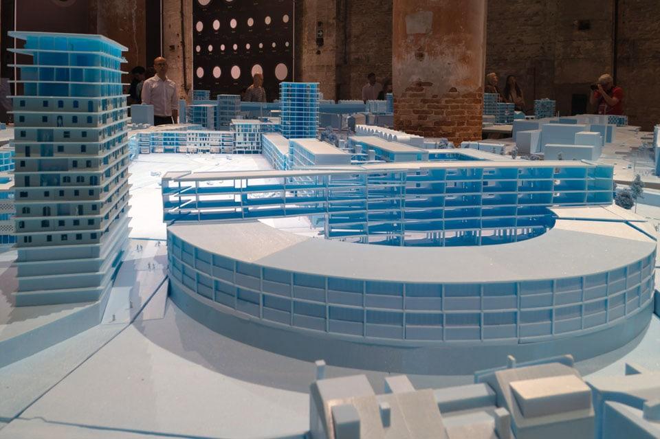 BEL Neubau installation Venice Architecture Biennale 2016 Inexhibit 03