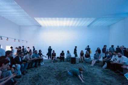 BLUE: The Netherlands at the Venice Architecture Biennale 2016
