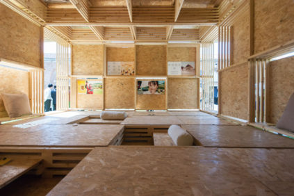 Pavilion of the People's Republic of China – Venice Architecture Biennale 2016