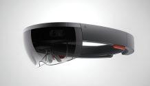 Microsoft HoloLens visore realtà aumentata