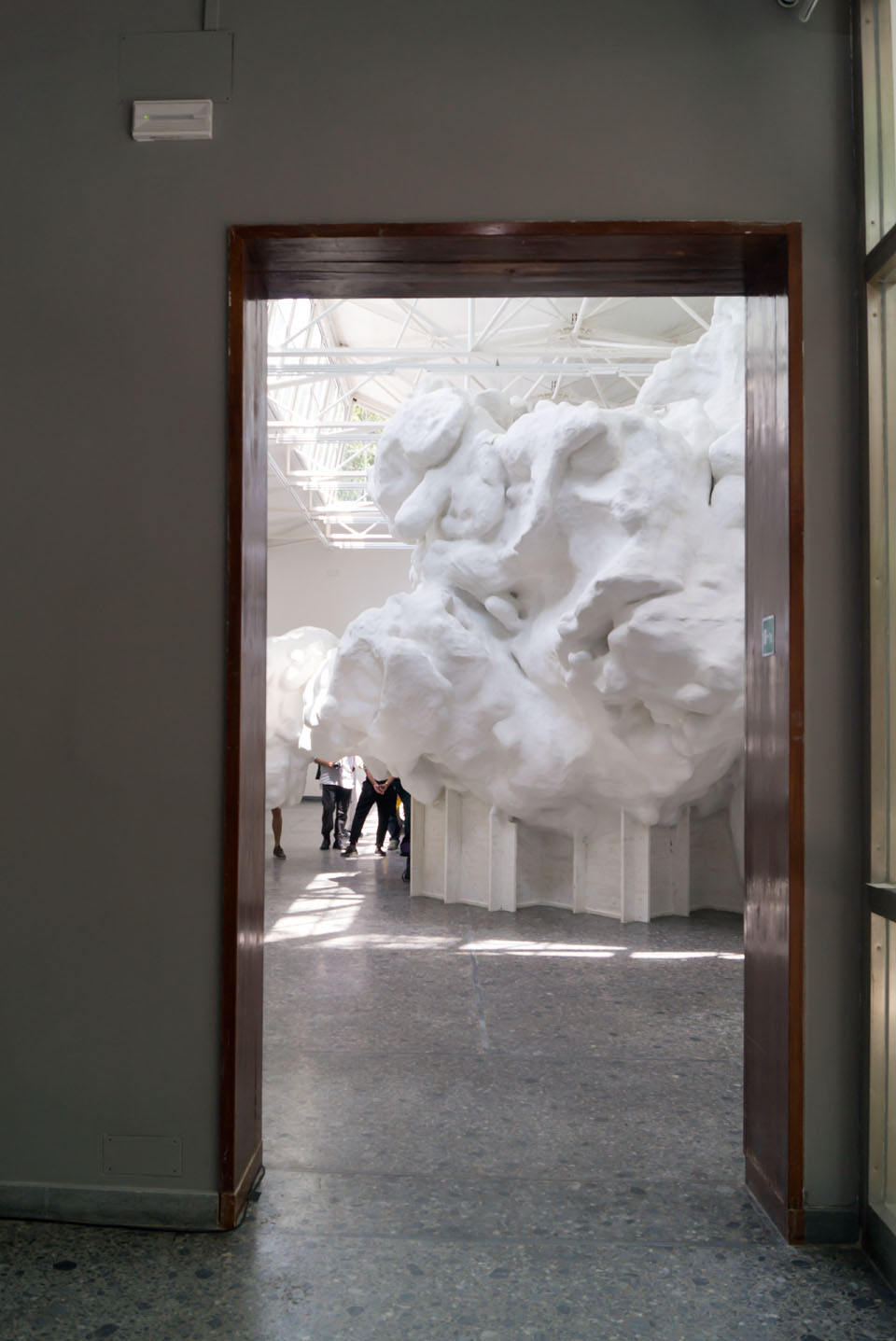 Swiss pavilion Venice Architecture Biennale 2016 Christian Kerez Incidental Space Inexhibit 09