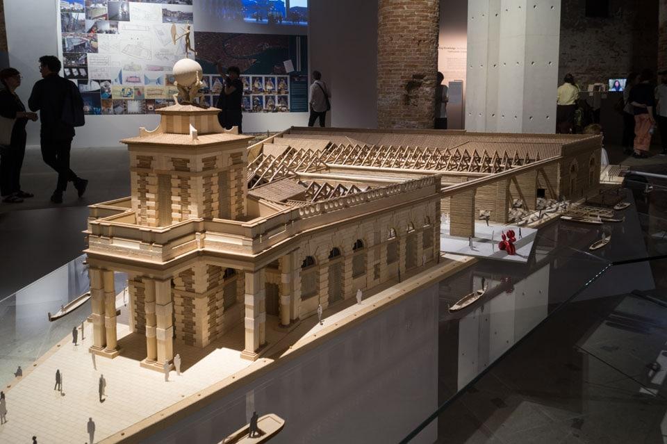 Tadao Ando Punta Dogana Biennale Venice Inexhibit 02