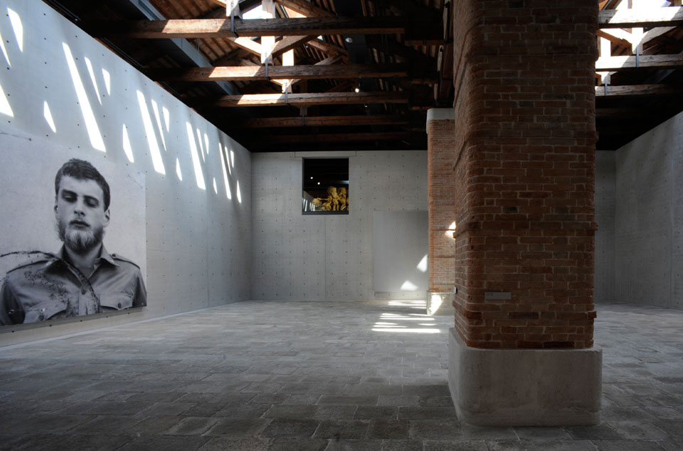 Tadao Ando Punta della Dogana contemporary art center Venice