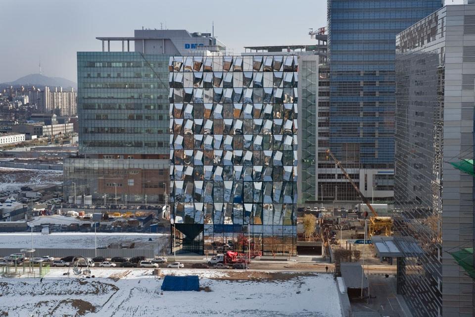 barkow leibinger trutec building seou korea