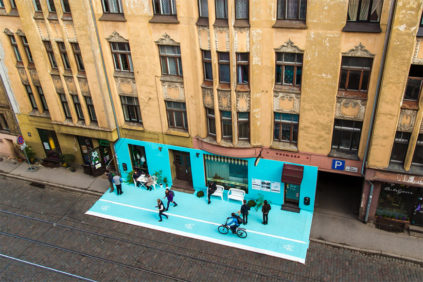 "Barcellona|25 finalisti del ""EU Prize for Urban Public Space"" 2016"