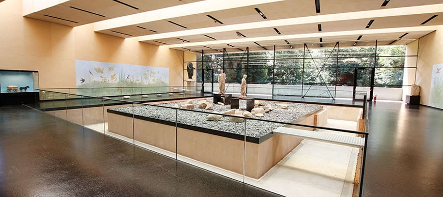 Aguntum archaeological museum Austrian Tyrol 04