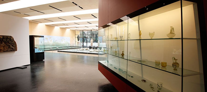 Aguntum archaeological museum Austrian Tyrol 05