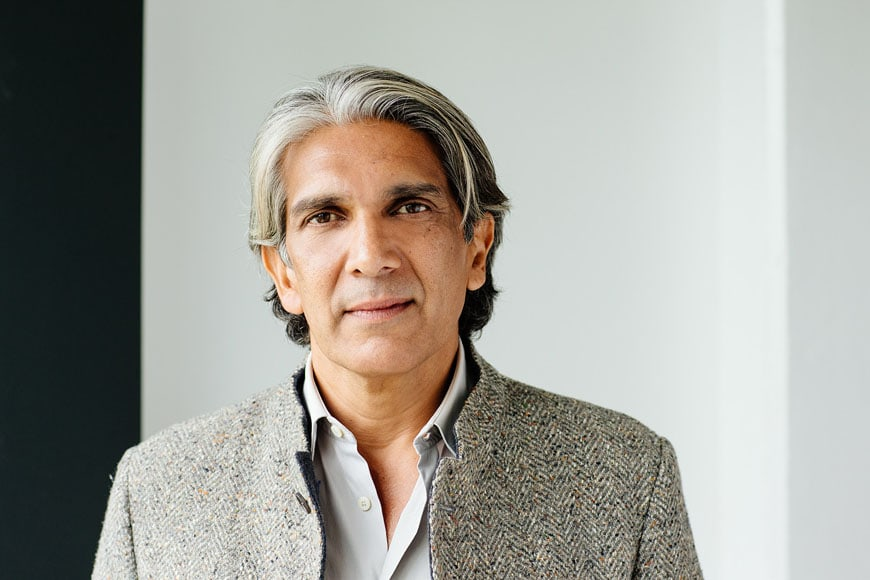 Bijoy Jain Studio Mumbai portrait