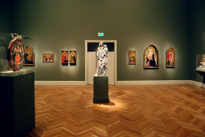 Legion of Honor San Francisco European art gallery 01
