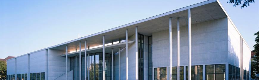 Museums Munich Pinakothek der Moderne