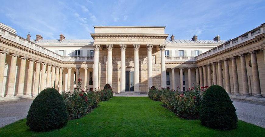 Palais Legion Honneur Paris