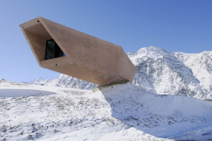 Pass Museum Timmelsjoch Austrian Tyrol