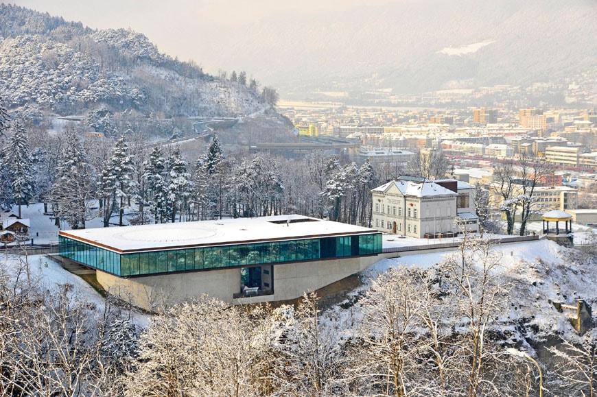 Tirol Panorama - Kaiserjäger museum | Innsbruck