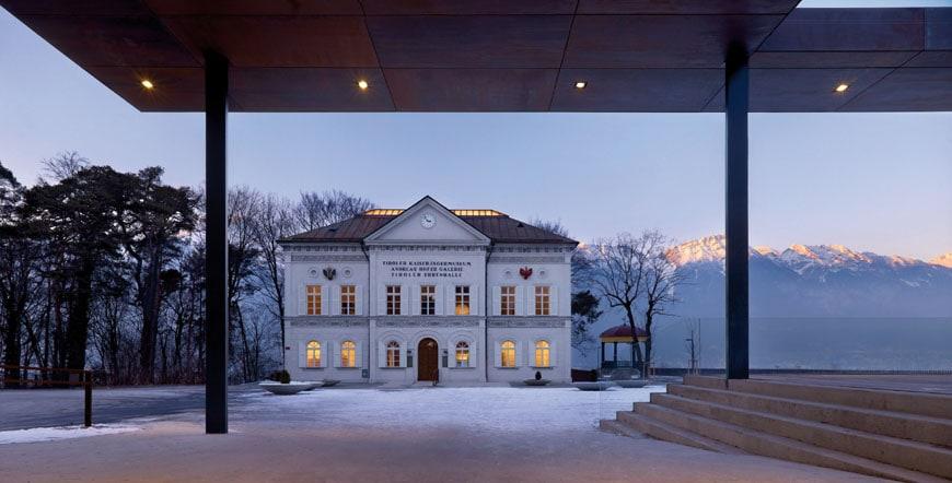 Tyrol Panorma Kaiserjagermuseum Innsbruck 03
