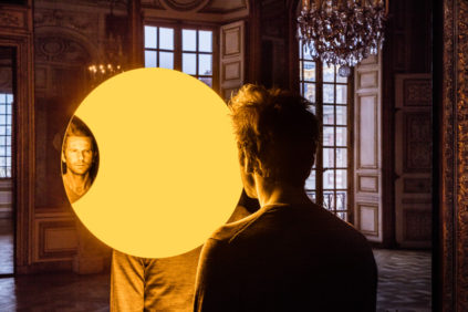Versailles-Eliasson-Deep-mirror-yellow
