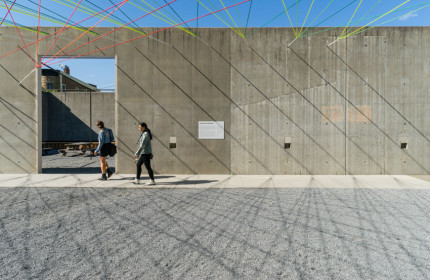 MoMA PS1's YAP 2016 winning design by Escobedo Solíz
