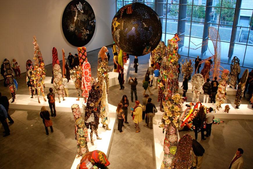 YBCA San Francisco Nick Cave exhibition