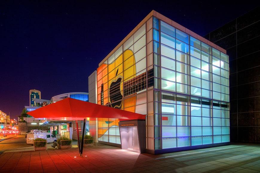 YBCA Yerba Buena Center for the Arts San Francisco California 03