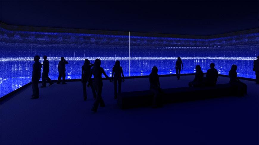 Fondation-Cartier-orchestre-des-animaux-3d view-UVA